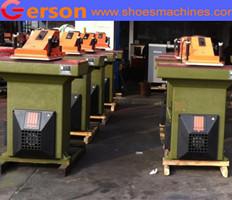 used atom cutting press machine