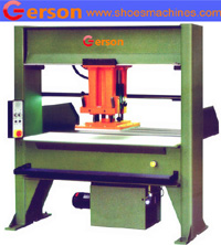 movable trolley press