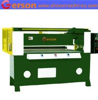 PVC film cutting machine