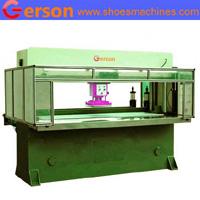 Abrasion Resistant Rubber Screening Media cutting machine