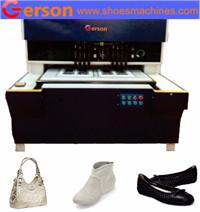 CNC Leather punching machine