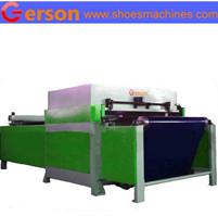 roll feed die cutting press