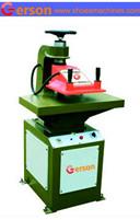 specimen cutting press