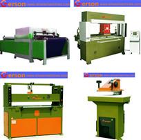 textile die cutting machine