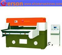 Automatic Hydraulic die Cutting Press With Auto Feeder