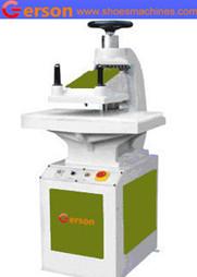 hydraulic small  die cutting machine