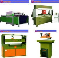 Synthetic Rubber Gaskets Cutting Press Machine
