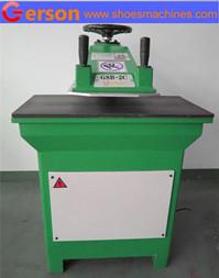 cloth clicker press