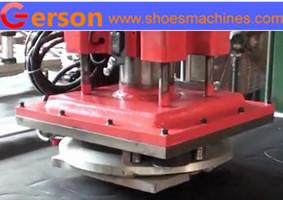 Rotation head  press