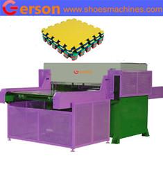 EVA Foam Puzzle Mats hydraulic press machine