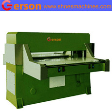 Customized cotton apron Hydraulic die cutting press