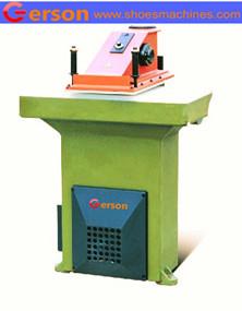 Opp laminating film die cutting machine