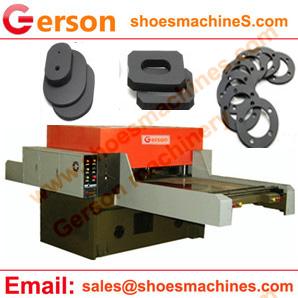 Gasket seal die cutting machine
