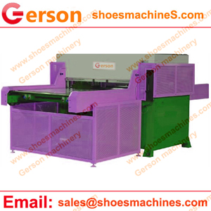 Travelling Head Cutting Presses Machine For Mouse Pad