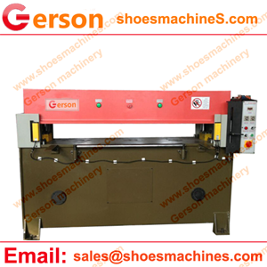 Rubber Floor Hydraulic Receding Head Press Machine