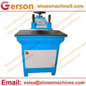 PVC Blister hydraulic swing arm die cutting machine